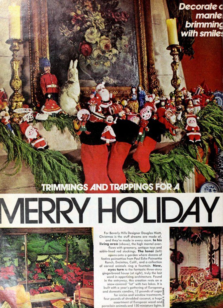 Retro 1975 Christmas decorations inspiration (2)