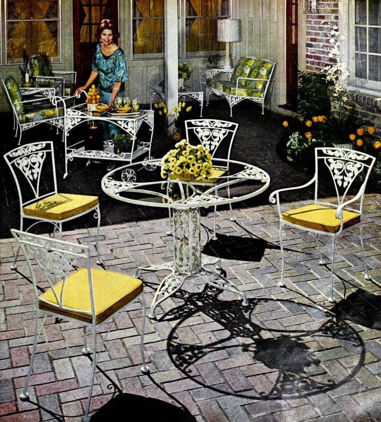 Retro 60s outdoor furniture (10)