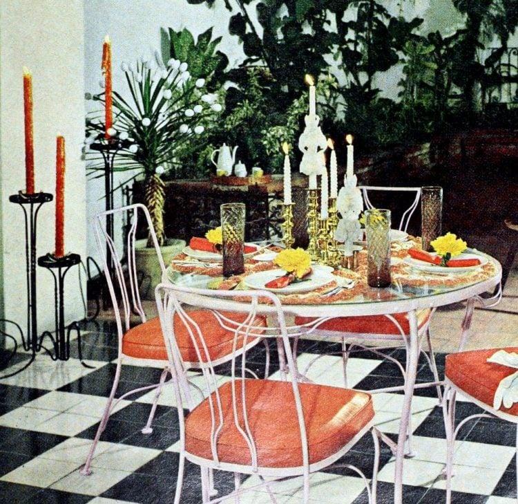 Retro 60s outdoor furniture (5)
