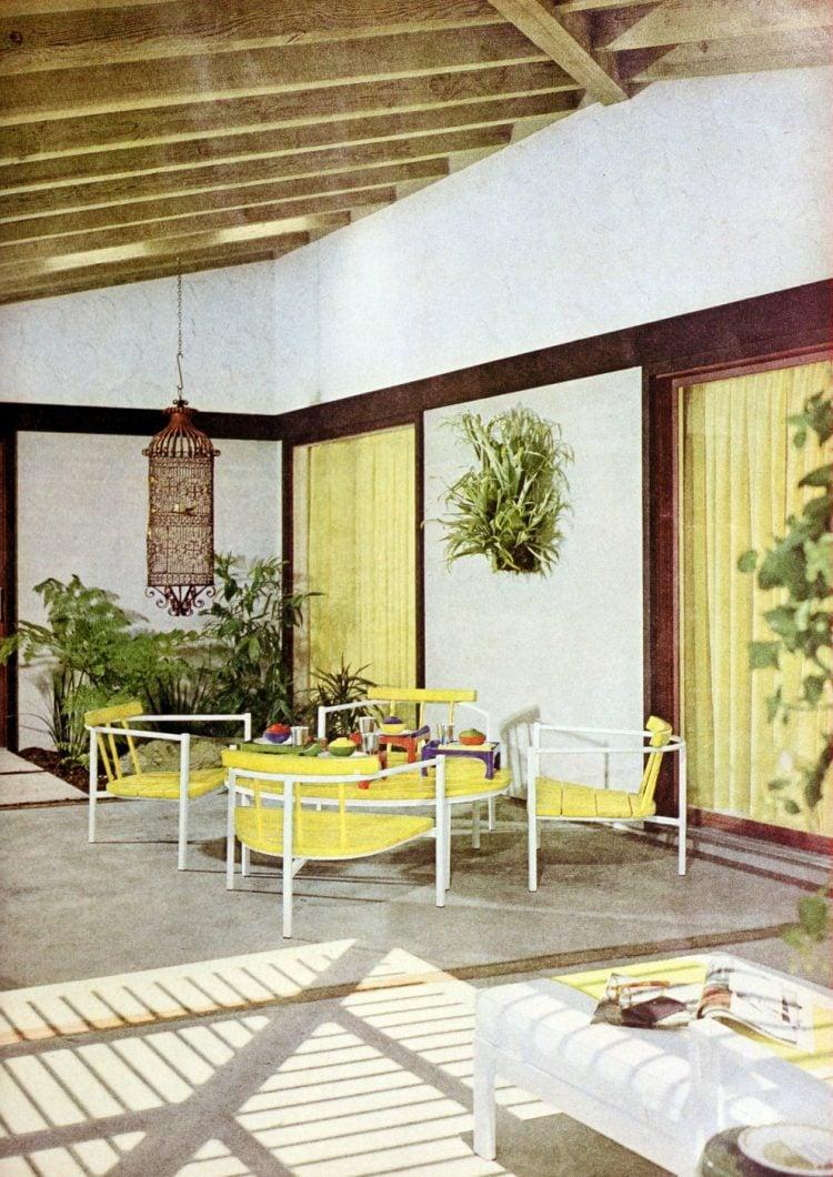 Retro 60s outdoor furniture (7)