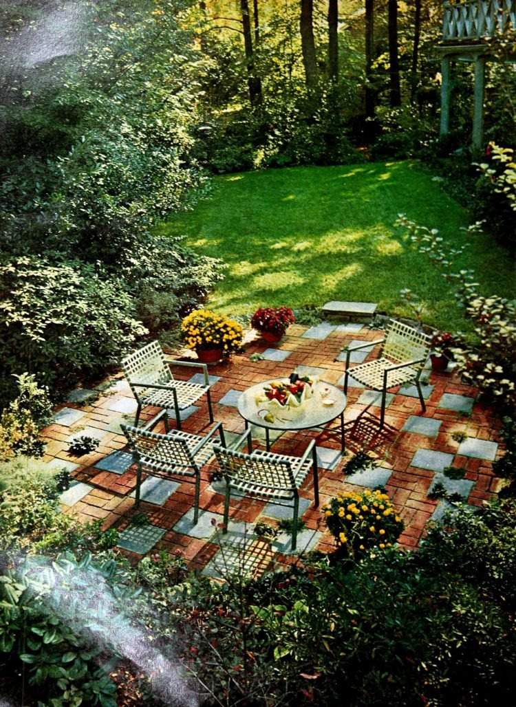Retro 60s outdoor furniture (8)