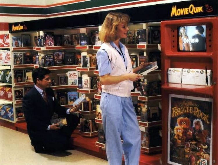 Retro 7-Eleven stores from 1985 (3)