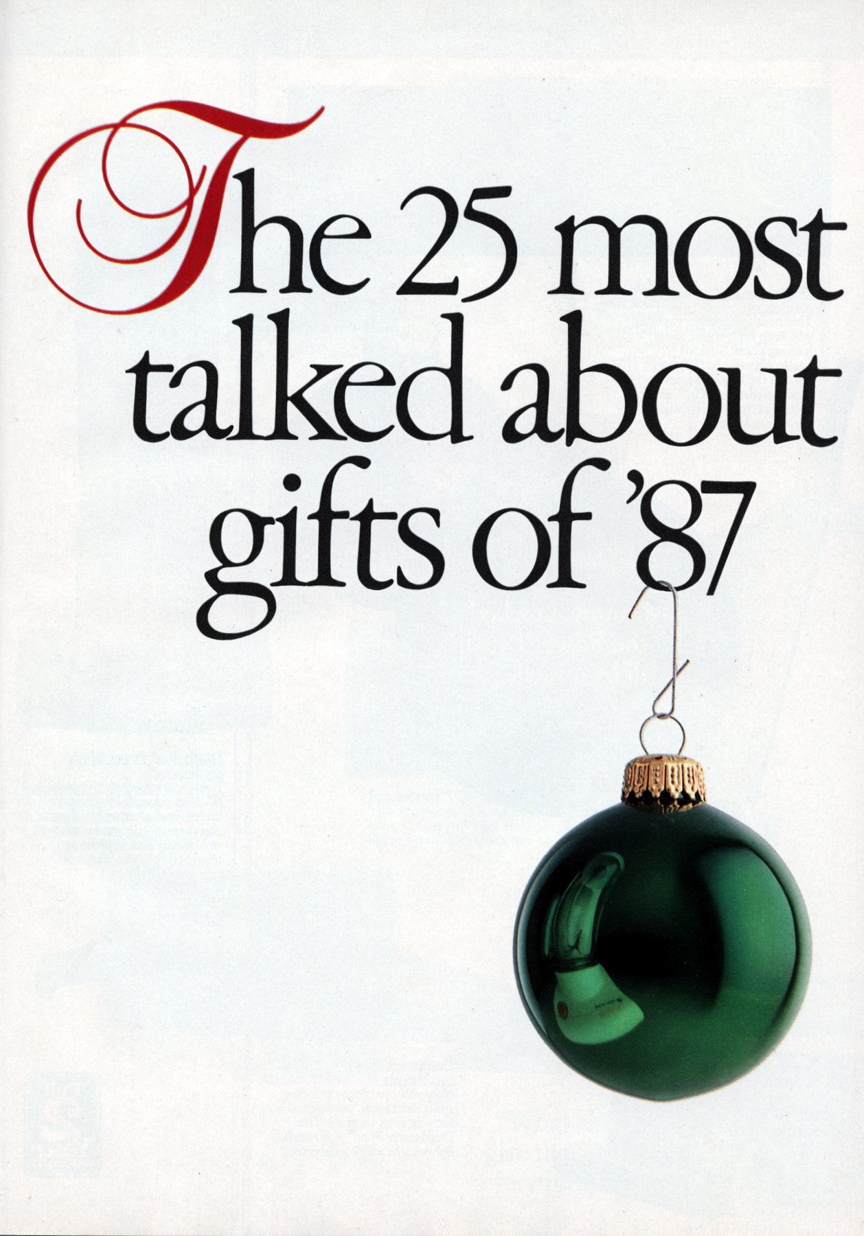 Retro Black and Decker The 25 most talked about gifts of 87