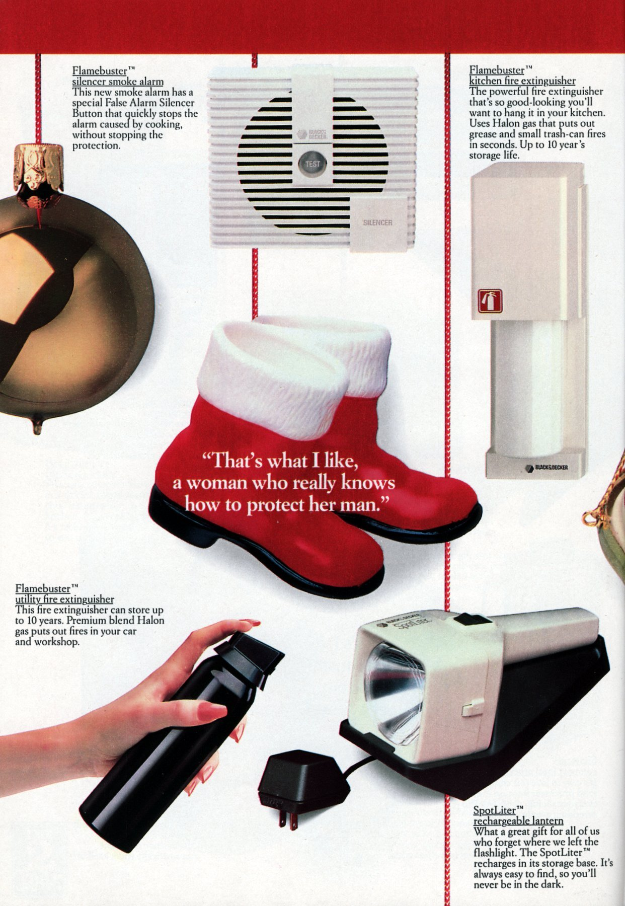 Retro Black and Decker electronics and appliances from 1987 (3)
