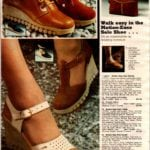 Retro Motion-Ease Sole Shoes with gimmicky molded rubber soles - from 1979
