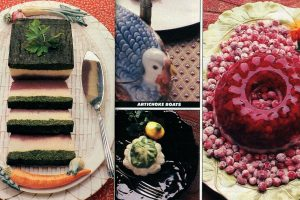 Retro Thanksgiving side dishes from the '80s Thanksgiving turkey team-ups