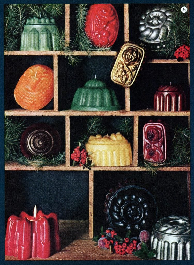 Retro holiday decor you can make (1)