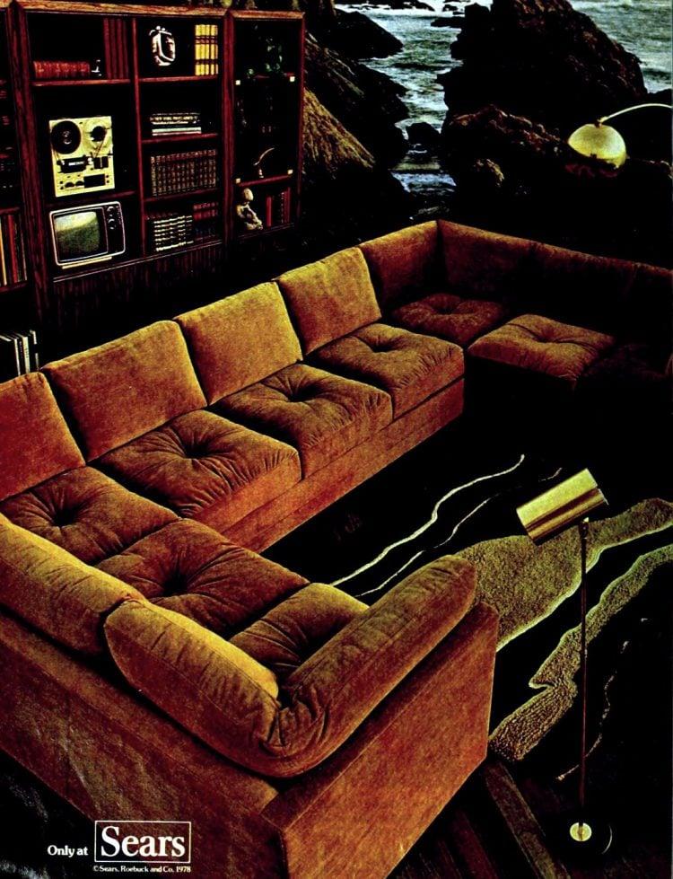 Retro modular sofas from the 1970s (5)