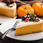 Retro Thanksgiving recipes: Luscious cheesecake-topped pumpkin pies you'll love
