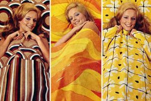 Retro sheets and bedding you might remember from the 70s