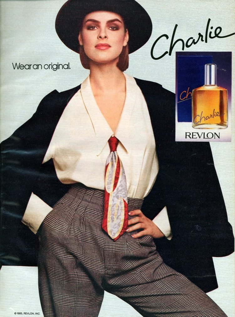 Revlon Charlie perfume - 1985