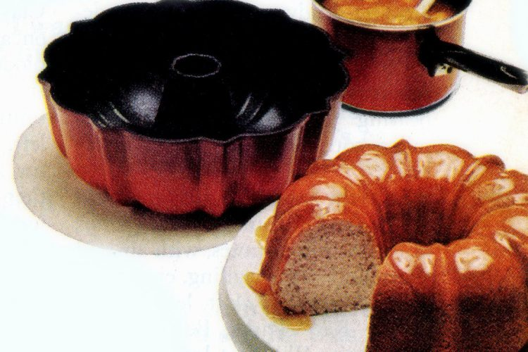 Ring around the rum cake (1972)