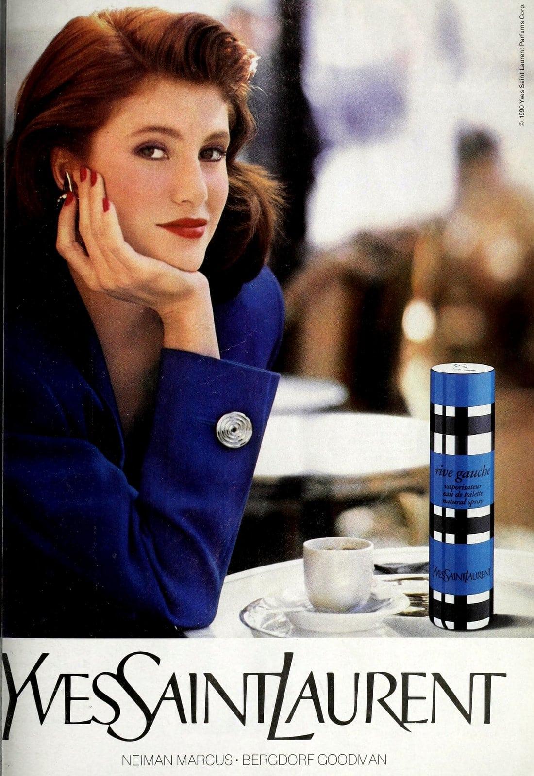 Rive Gauche perfume by Yves Saint Laurent (1990)