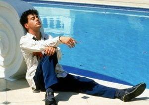 Robert Downey Jr in Less Than Zero - 1987