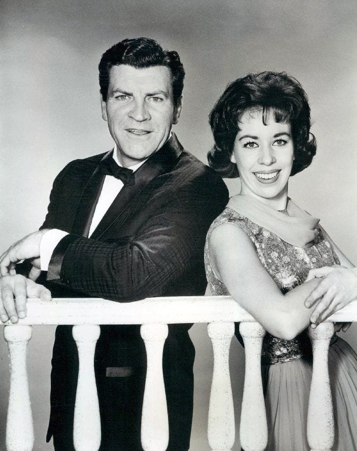 Robert Preston and Carol Burnett - An Evening with Carol Burnett 1963