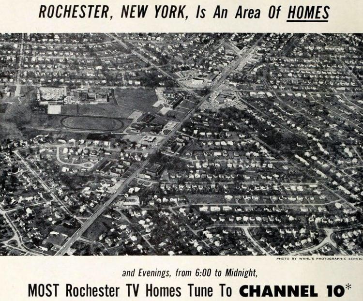 Rochester New York in 1961
