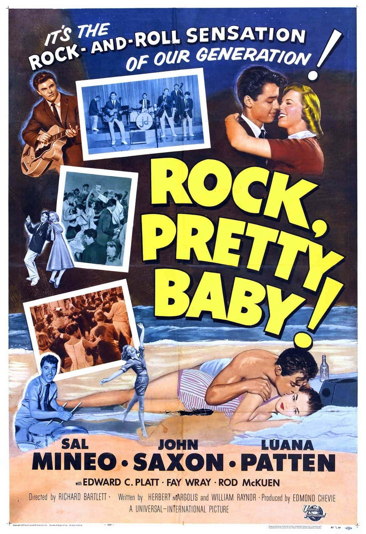 Rock, Pretty Baby! (1956)