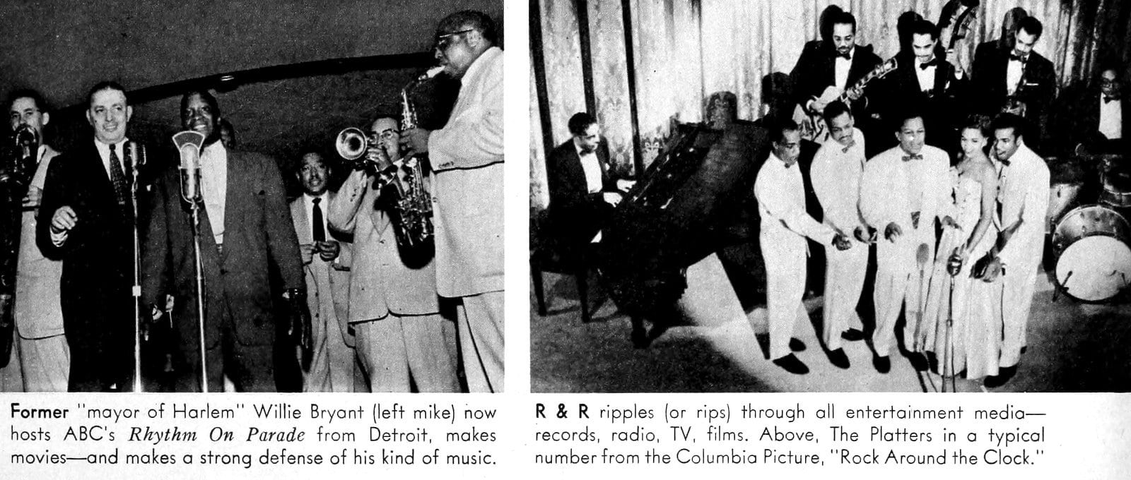 Rock n roll music in the 1950s (1)