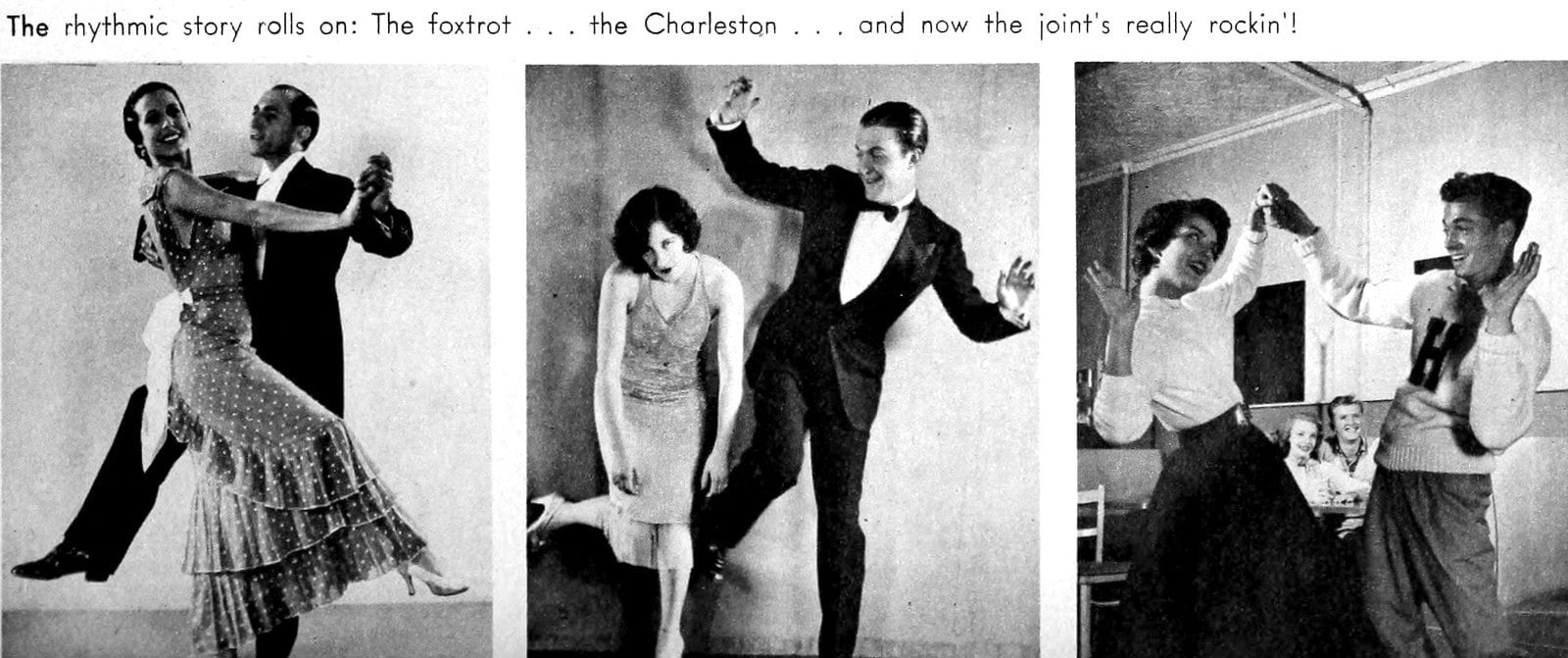 Rock n roll music in the 1950s (2)