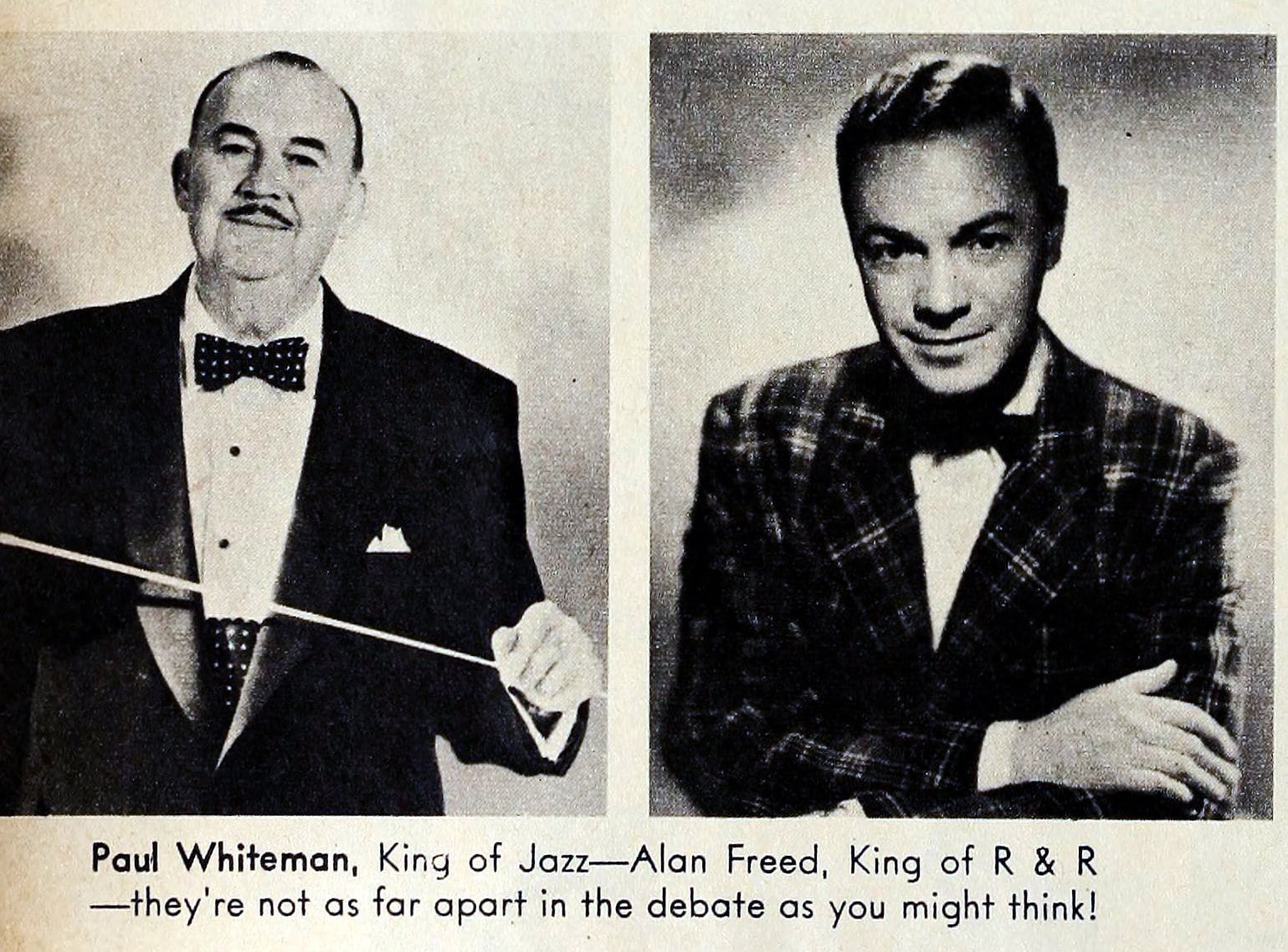 Rock n roll music in the 1950s (3)