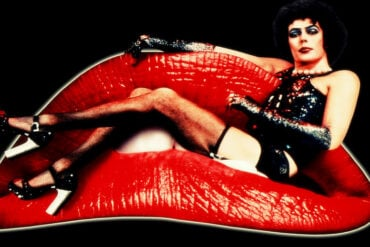 Rocky Horror Picture Show - movie poster