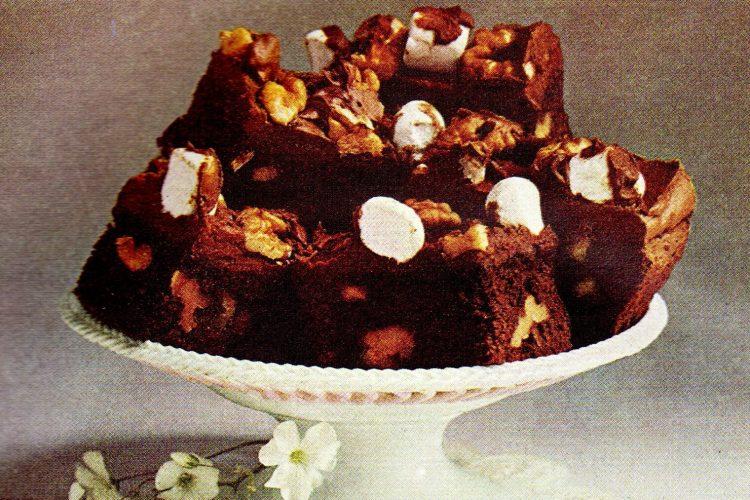Rocky Road Bar Brownies (1971)
