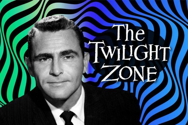 Rod Serling - Twlight Zone classic