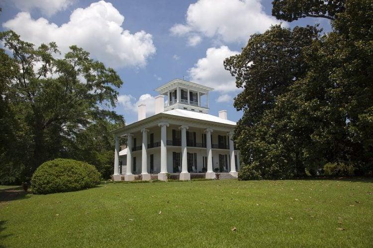 Rosemont historic mansion, Eutaw, Alabama