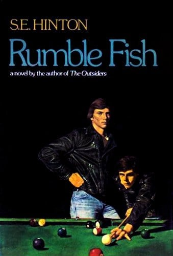 Rumble Fish book by S E Hinton