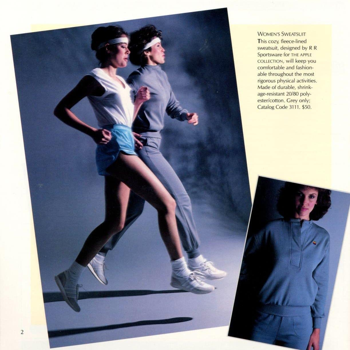 Running clothes from Apple