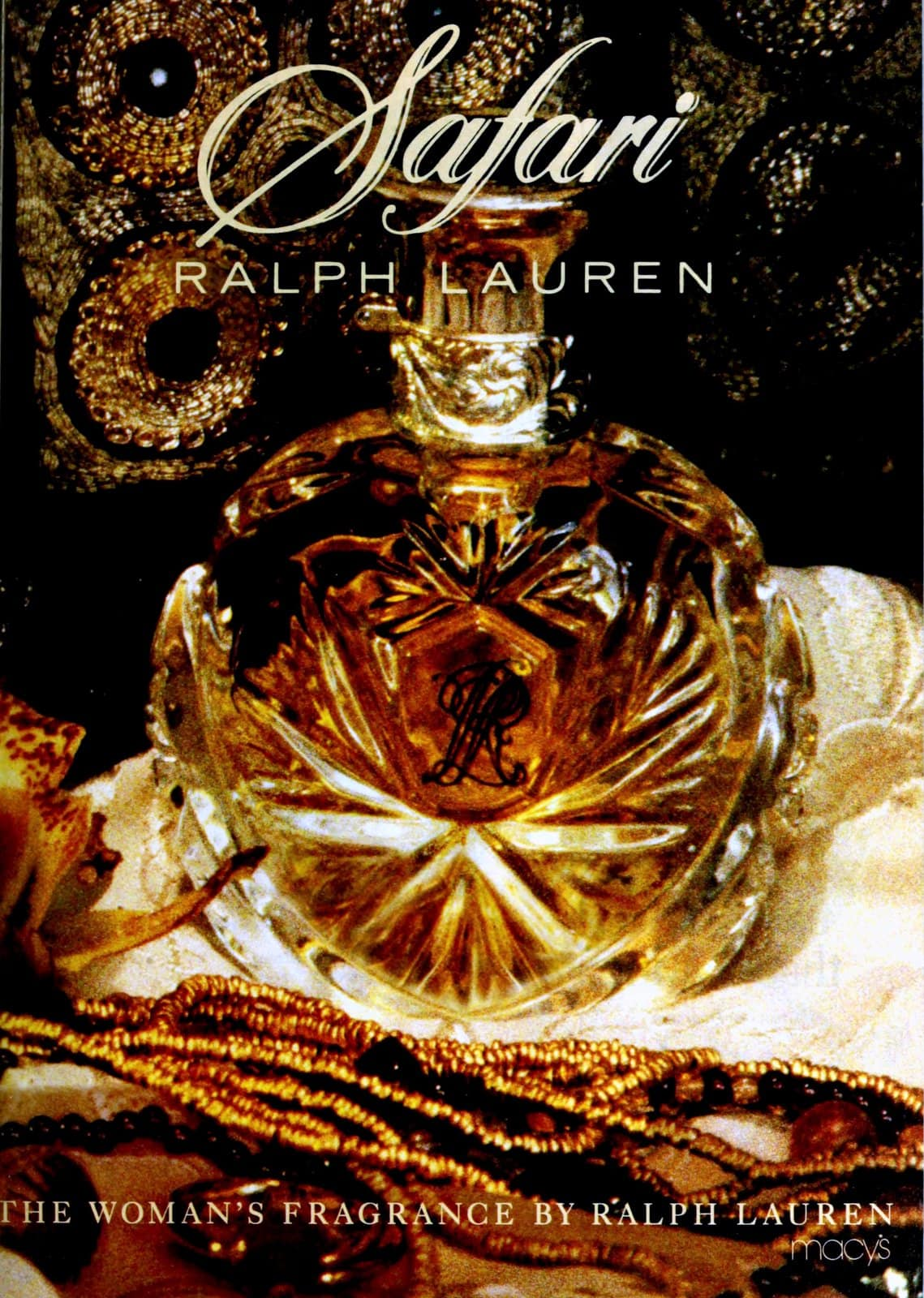 Safari women's fragrance from Ralph Lauren (1993) at ClickAmericana.com