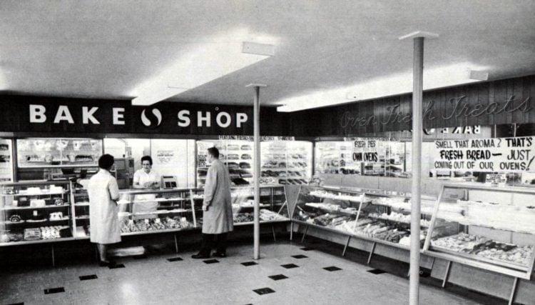 Safeway vintage grocery store - 1961 9