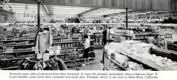 100 vintage 1960s supermarkets - 1964 18