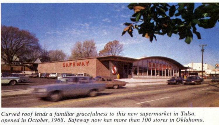 Safeway vintage grocery store - 1968 14