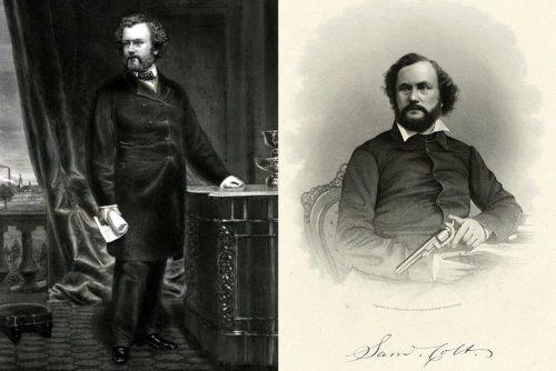 Samuel L Colt - Inventor of the Colt gun