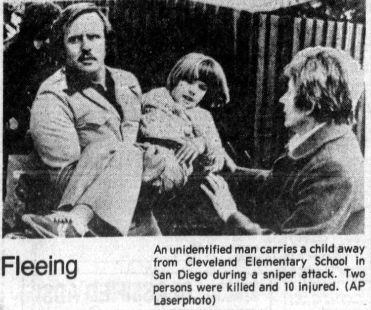 San Diego school shooting in 1979 (1)