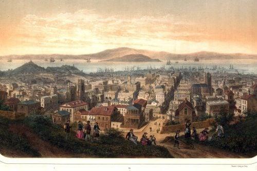 San Francisco 1846