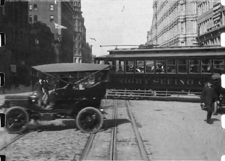 San Francisco 1906 - A Trip Down Market Street (2)