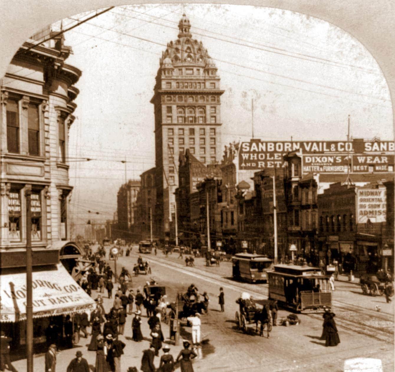 San Francisco Call Building 1899