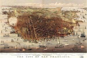 San Francisco in 1878