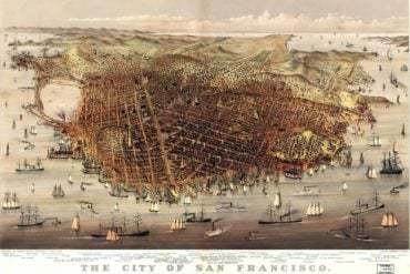 San Francisco in 1878
