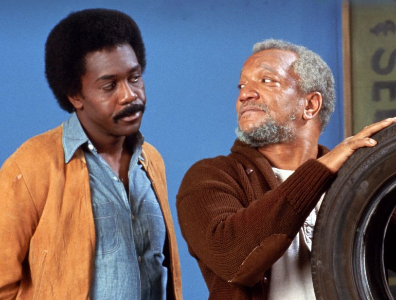 Sanford and Son - Redd Foxx