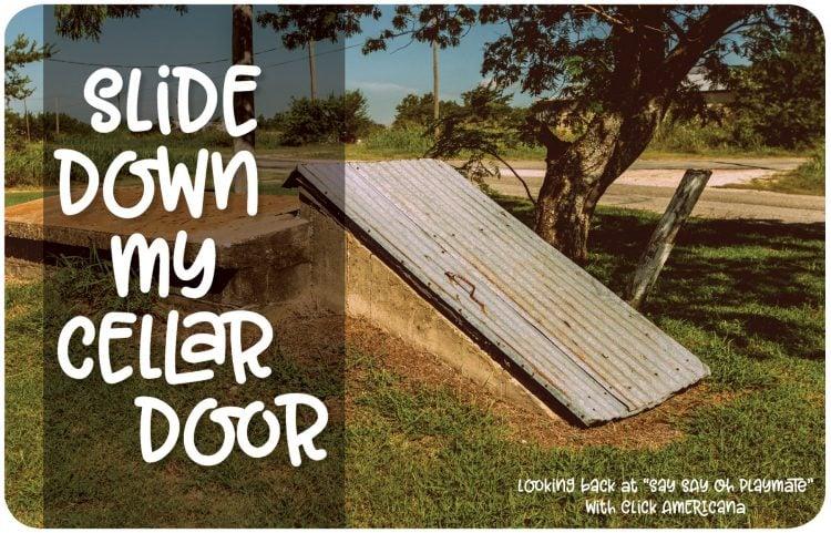 Say Say Oh Playmate - Cellar door - at Click Americana