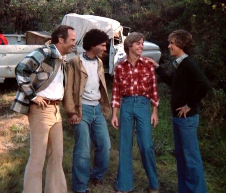 Scene - Hardy Boys Mysteries vintage TV show 70s