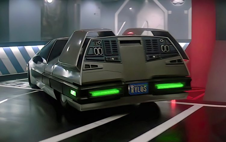 Scene from The Last Starfighter - Vintage 80s movie (5)