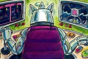 Scholastic computer video games 1984
