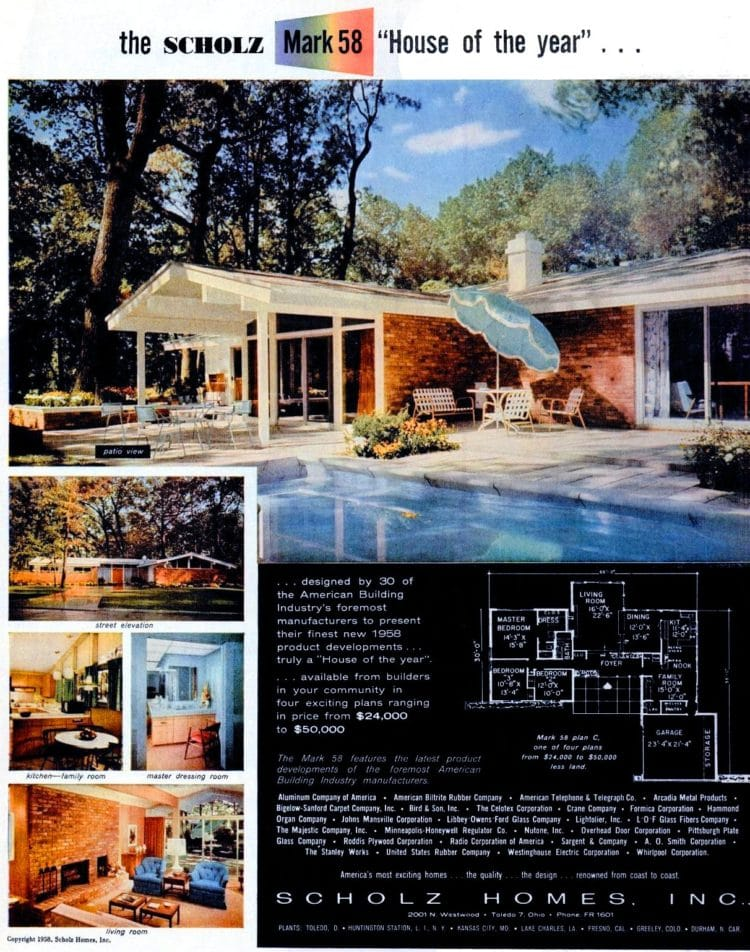 Scholz Homes - Mark 58