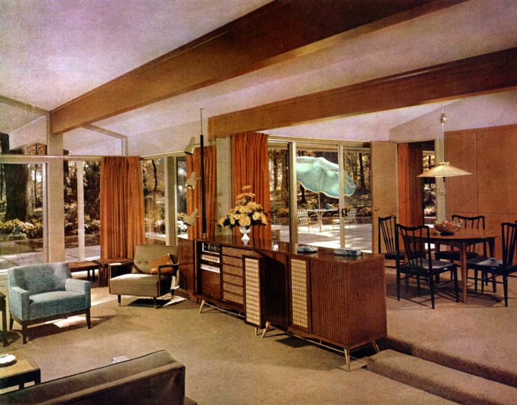 Scholz Mark 58 mid-century modern model home (1)