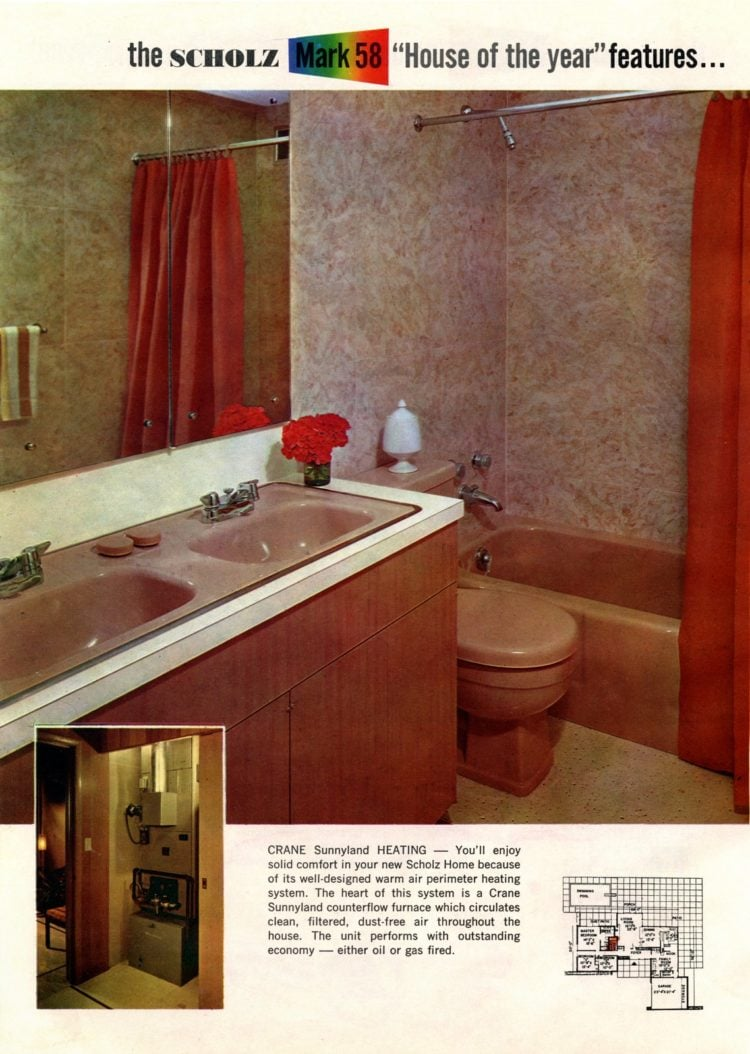 Scholz Mark 58 mid-century modern model home bathroom (2)