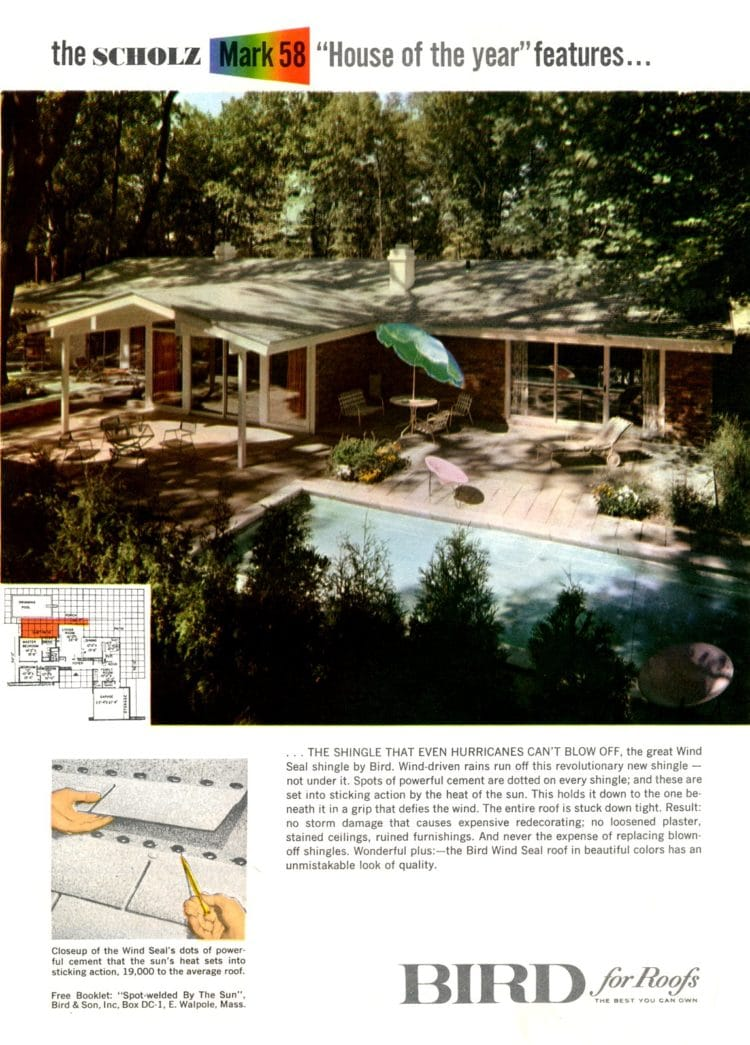 Scholz Mark 58 mid-century modern model home exterior (2)